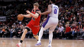 Pistons lose again, fall 109-89 to Bulls