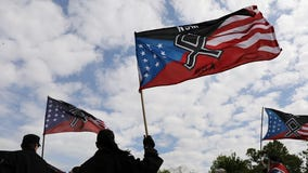 Black man who led neo-Nazi group dies amid attempt to destroy it