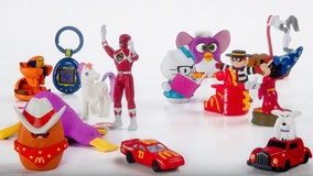 McDonald's bringing back iconic retro toys, including Space Jam, Power Rangers and Furby