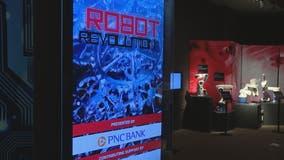 New exhibit Robot Revolution open now at Cranbrook