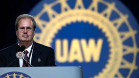 UAW president Gary Jones resigns as union moves to expel him and one other