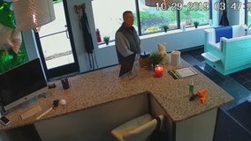 Man robs All Paw Spa in Ferndale, only open a month