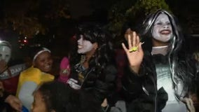 Scaring up fun at Halloween in the D