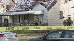 Man found stabbed to death inside Detroit home
