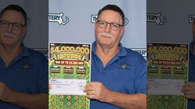 Massachusetts man wins $1M lottery for second time in 18 months