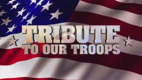 Tribute to Our Troops: Salute