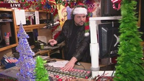 Officially flipped: 24/7 Christmas music has begun on 100.3 WNIC