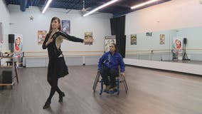 Metro Detroit duo is first US team to compete in World Para Dance Sports Championships