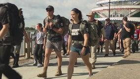 Carrying the weight of our freedom at Patriot Ruck Detroit