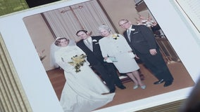 With her husband's dementia worsening, a wife plans their 50th wedding anniversary