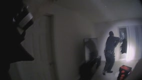 Dramatic bodycam footage of Clinton Township man's arrest who fired 14 shots at his kid's mom released