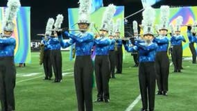 Plymouth Canton Educational Park takes 25th at national marching band competition