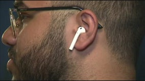 Earbuds block wax from draining out the canal, causing painful infections