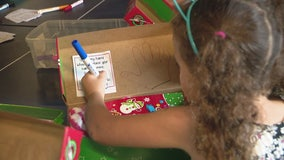 Even a shoebox can bring joy this holiday season