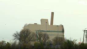 Old Fiero Powerhouse in Pontiac demolished