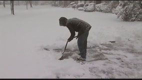 You move 3,000 pounds when you shovel your driveway - that can be hard on your heart