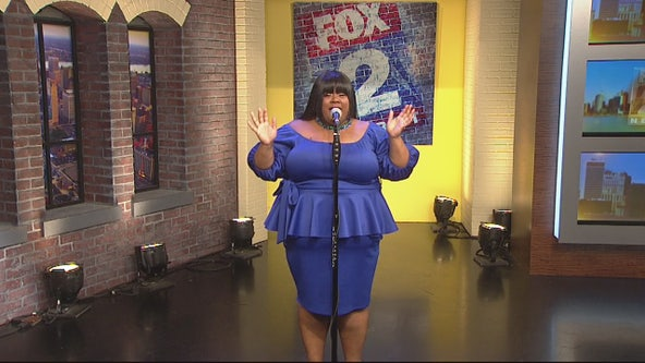 Motown AMPLIFY Winner Alise King