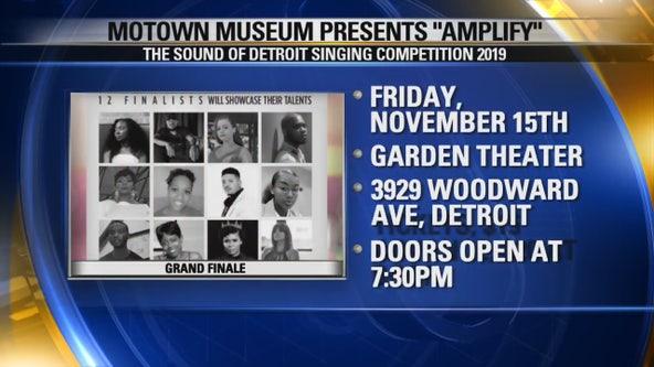 Motown Museum AMPLIFY