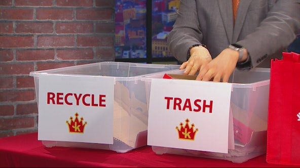 What you can recycle, and what goes in the trash