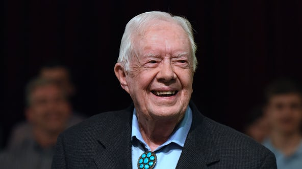 Former President Jimmy Carter admitted to Atlanta hospital