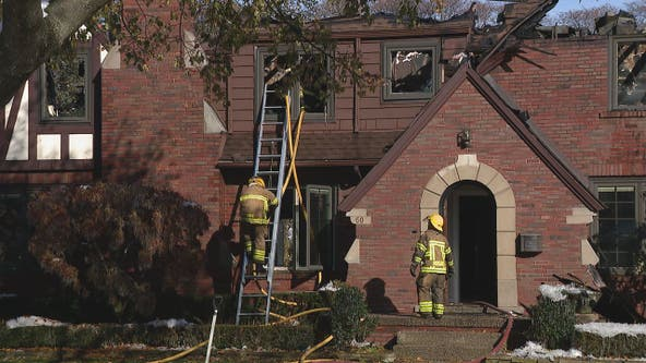 2 fires within minutes of each other in Grosse Pointe Shores