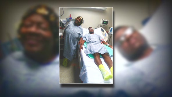 """He's my hero. I'm so proud;"" Son who lost mom to kidney failure donates his to grandma on dialysis"
