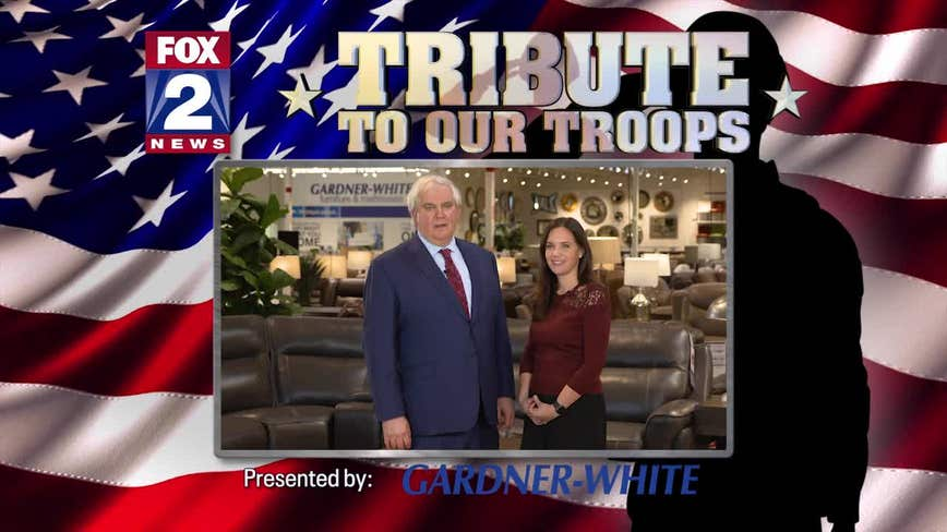 Tribute to Our Troops: Veterans who give back