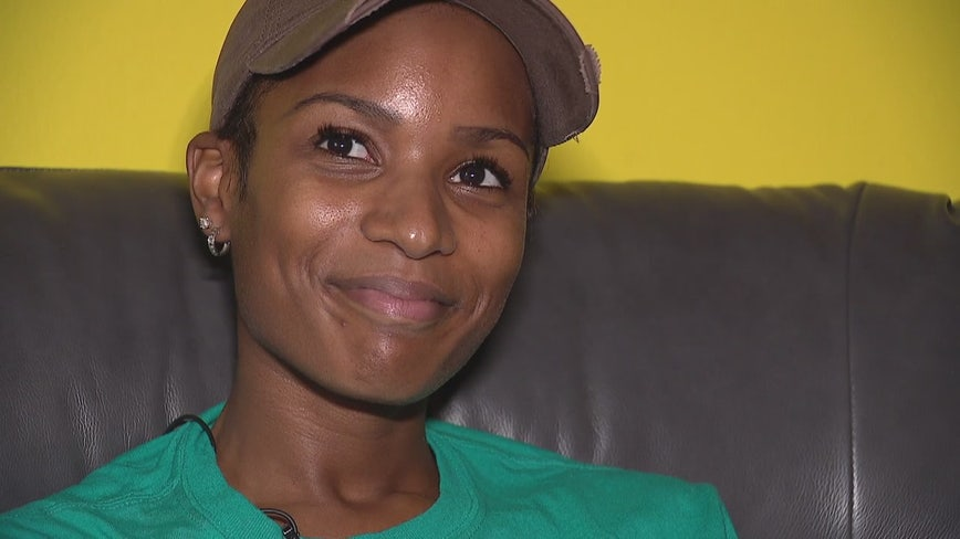 Single mother bounces back from homelessness with help of nonprofit Lighthouse