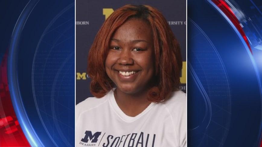 Murder victim I-D'd as softball player at University of Michigan-Dearborn