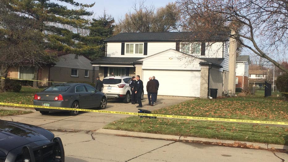 Southfield police investigate the death of a woman