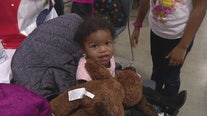 Christmas came early for thousands of metro Detroit families who couldn't afford gifts themselves