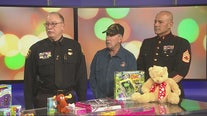 Dearborn Police Department partners with Marine Corps for Toys for Tots