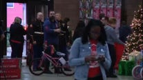 Pistons owner teams up with Toys for Tots to help give deserving children Christmas gifts