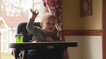 Michigan toddler with leukemia has bucket list to fulfill
