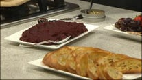 Fustini's roasted beet relish, roasted red bell peppers recipes