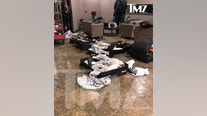 TMZ: Police seize 70 lbs of marijuana from Juice WRLD's private jet