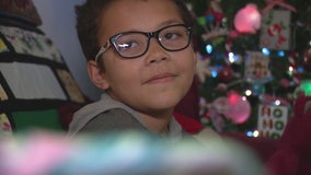 Dominic's Christmas Wish: 10-year-old with cerebral palsy, epilepsy wants to collect 1,000 pjs for kids