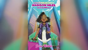 Local author's book series shows beauty of diversity