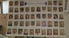 Student, bank employee among 46 arrested in Warren human trafficking sting