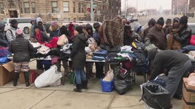 Volunteers help Detroit's homeless and in need on Christmas Eve