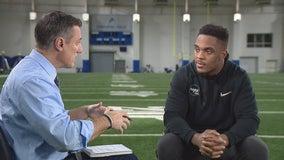 WATCH: Miller goes one-on-one with Devon Kennard