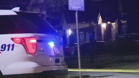 Police investigating double shooting on Detroit's west side