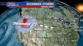 Expect a White Christmas dream to come true this year for Detroit area