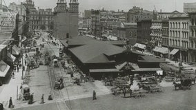 Donations needed to resurrect historic Public Market at Greenfield Village