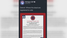Detroit has 2,500 dead people registered to vote lawsuit claims