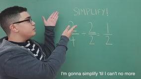 Bloomfield Hills teacher turns math to music to teach fractions