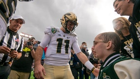 Lions QB Blough to honor Tyler Trent