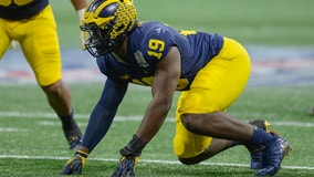 Michigan's Paye returning for senior year