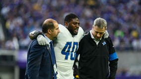 Lions put Davis and Dahl on injured reserve