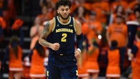 Michigan's Isaiah Livers sidelined with groin injury